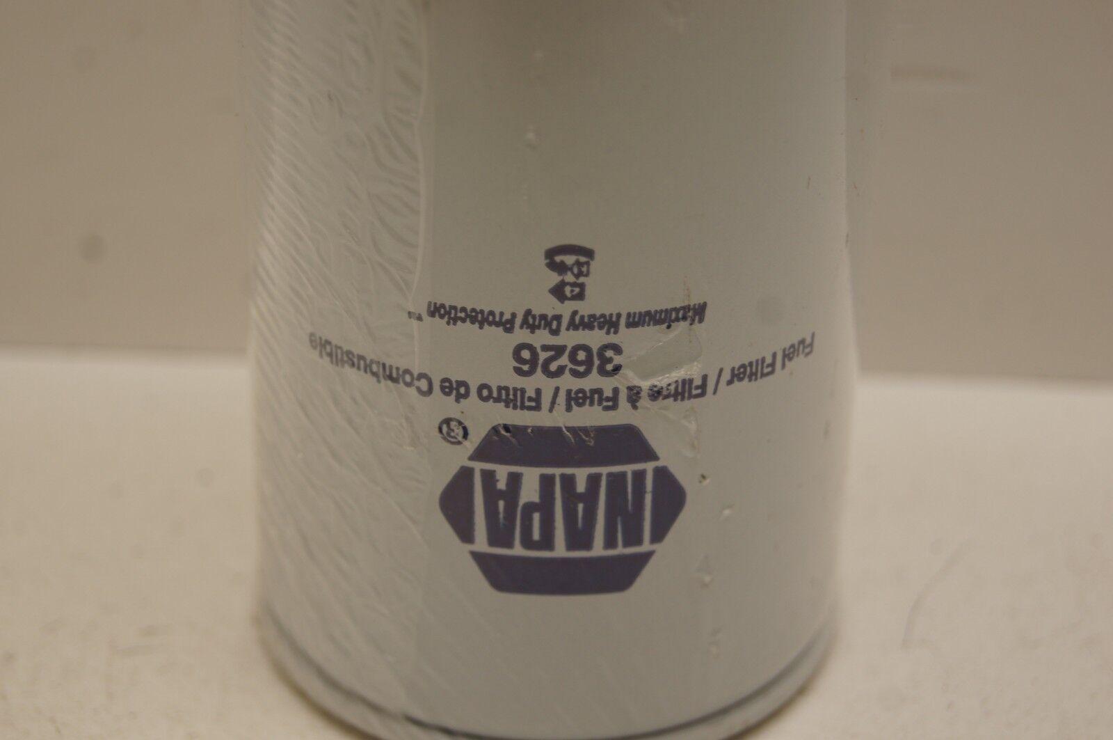 3626 NAPA Gold Fuel Filter WIX 33626 for sale online | eBay