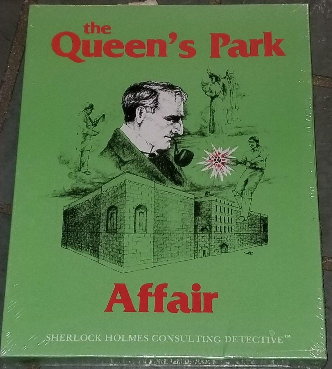 Nuevo viejo stock nos la Queen's Park Affair (1984) Juego De Mesa Sellado