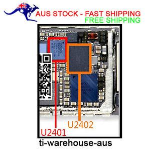 newest 5010d 6730c Details about iPhone 6 Plus & iPhone 6 Touch IC Chip U2401 U2402 Meson  Cumulus (PAIR) T-Diseas