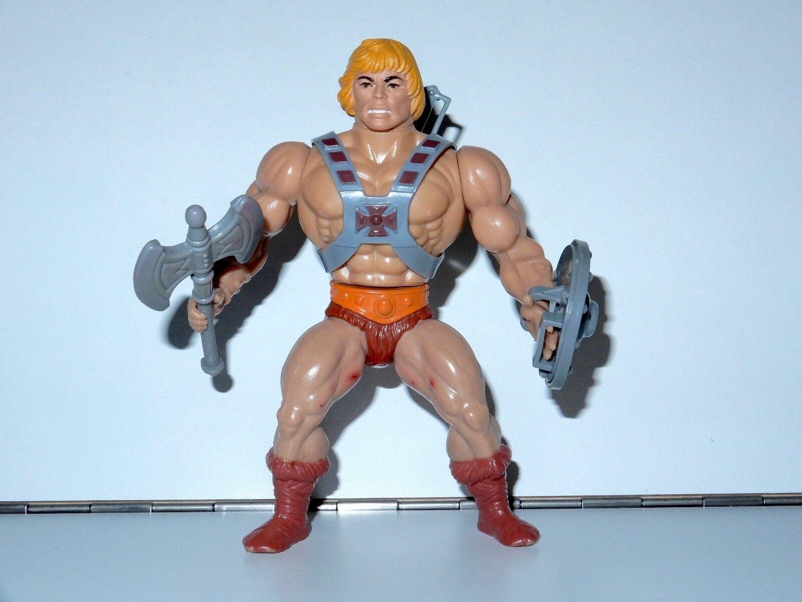 Motu he-man meister des universums he-man 100% komplett - mattel taiwan