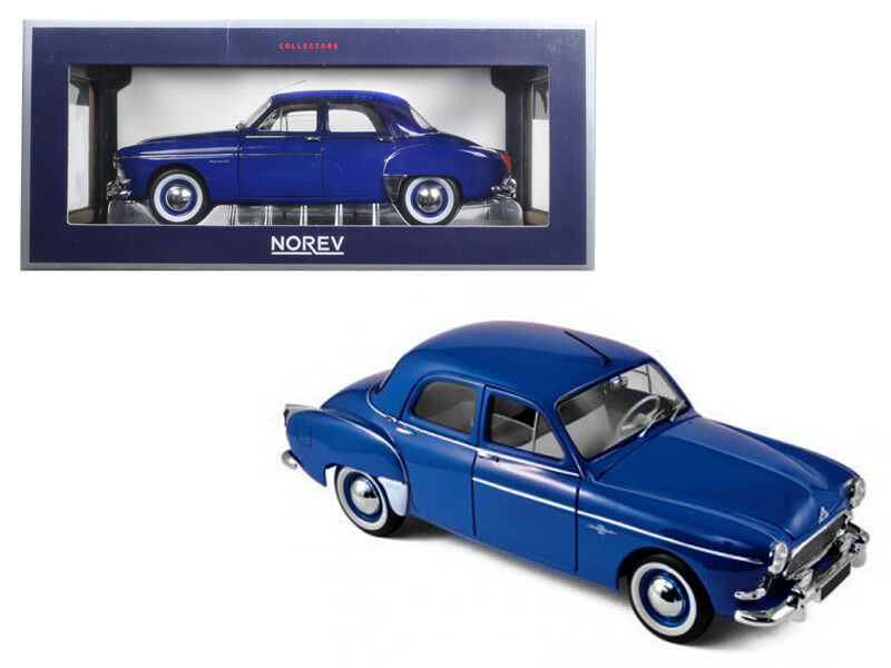 1   18 norev 1959 renault fregate capri blau ein diecast modell auto blau 185280