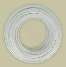 "25 Ft : Food Grade Plastic Flexible Pipe/Tube 1/4"" For RO/UV Water Purifier"