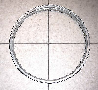 "1970s VINTAGE AKRONT SHOULDERLESS #ME-7542/36 21"" RIM for PENTON/HUSKY (#CT125)"