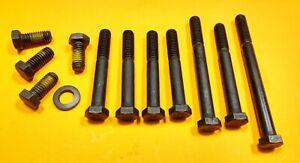 NOS-Mopar-Water-Pump-amp-Housing-Screws-Bolts-Kit-Big-Block-440-383-426-Hemi-Dodge