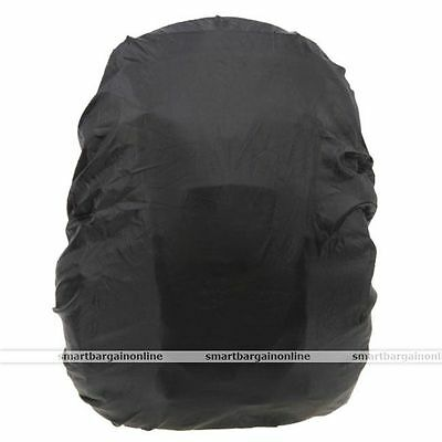 Waterproof Backpack Rainproof Cover Bag Camping Cycling Hiking Rain Resist Proof