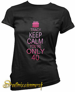 40th-BIRTHDAY-PERSONALISED-LADIES-T-SHIRT-GIFT-CELEBRATION-all-sizes-available