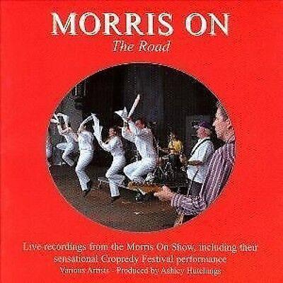 Morris On The Road Live CD NEW SEALED Dancing Dance Folk