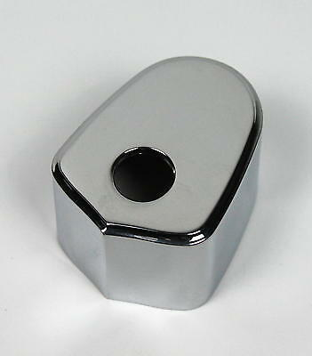 2014-2019 Chrome Diamond Ignition Switch Cover Harley Touring Street Road Glide