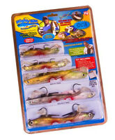 Mighty Bite 5-sense Fishing Lure System 100pcs\ Fresh Or Saltwater As Seen On Tv