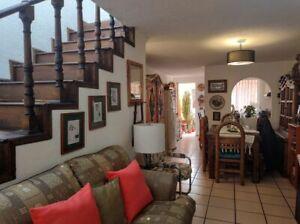 Casa en venta en Jardines de Guadalupe con recamara en planta baja