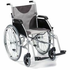 Drive Ultra Lightweight Aluminium Folding Self Propelled Travel Wheelchair