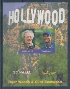 181534) Somalie ** Bloc Sortie Golf-afficher Le Titre D'origine