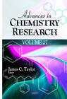 Advances in Chemistry Research: Volume 27 by Nova Science Publishers Inc (Hardback, 2015)
