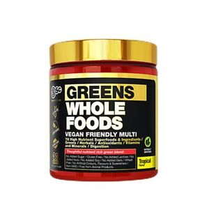 BSc Greens Wholefoods 120g Super Whole Food Green Vegan Gluten Free Prana