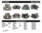 Disc Brake Caliper-Premium Semi-Loaded Caliper Housing and Bracket Front Left