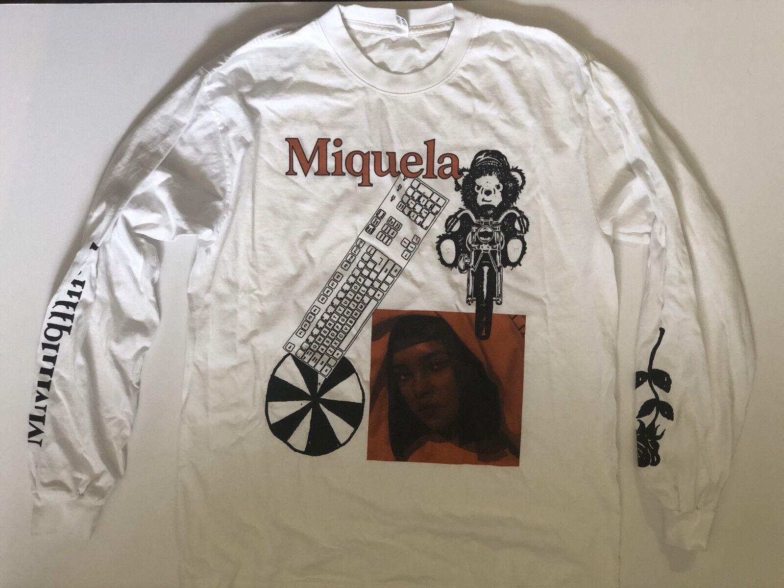 Rare High Snobiety X Barney's The Drop Lil Miquela Online Ceramics T-Shirt Large