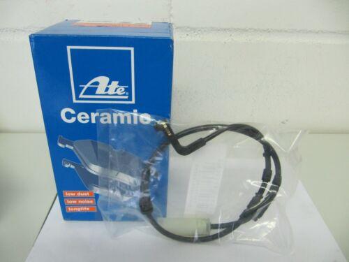 Ate Ceramic-Bremsbeläge mit Warnkontakt BMW 3er E46 und Z4 Satz für  vorne