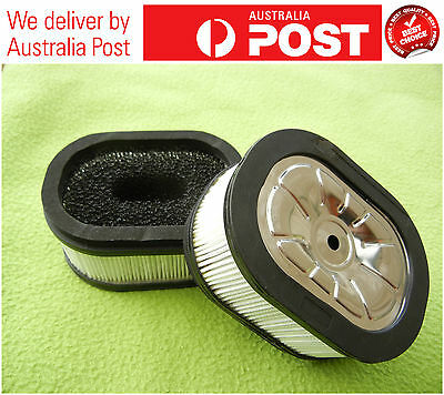 2 X AIR FILTER FOR STIHL CHAINSAW MS660 MS650 066 MS460 MS460 084 088