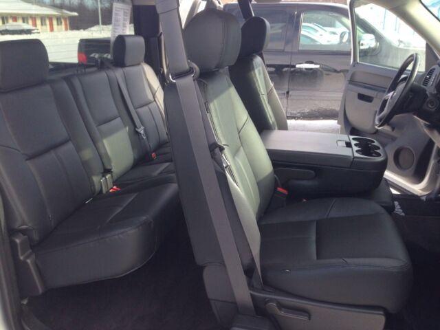 Pleasing 10 11 12 13 Chevy Silverado Ext Cab Katzkin Leather Seat Cover Set Black Short Links Chair Design For Home Short Linksinfo