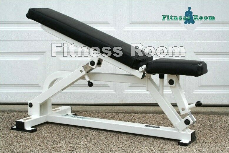 Magnum Adjustable Flat   Incline Dumbbell Bench - Shipping Not Included