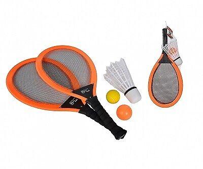 Simba 107412008 Neu Giant Badminton Set