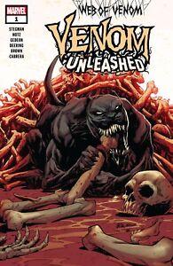 Details about Web of Venom: Venom Unleashed #1 Main STOCK PHOTO Marvel  Comics 2018