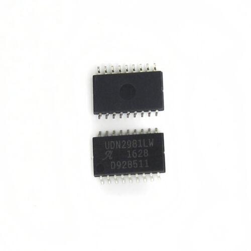 2PCS//5PCS UDN2981LW UDN2981 SOP18 IC Integrated Circuit NEW