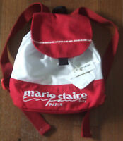Marie Claire Paris Mini Backpack (see Photo)