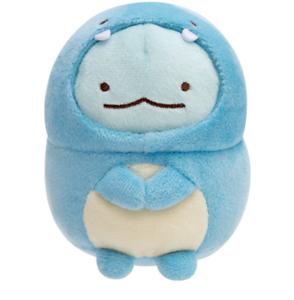 "San-X Sumikko Gurashi LIMITED edition Plush doll LIZARD TOKAGE 4.3/""  free//s"