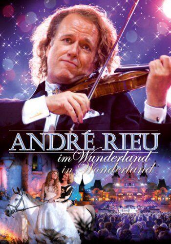 Andr? Rieu - Andr? Rieu In Wonderland [DVD] Andr? Rieu