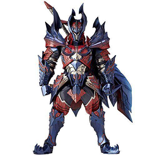 Nuovo Vulcanlog Monhanribo Cacciatore uomo Swordsuomodino Serie Non-Scale
