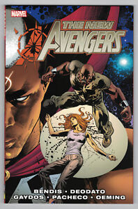 New Avengers Vol #5 Trade Paperback TPB TP Luke Cage Bendis Deodato Marvel