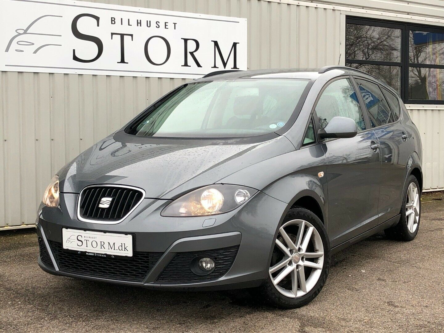 Seat Altea XL 1,2 TSi 105 Reference eco 5d - 84.900 kr.