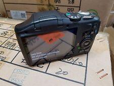 Canon PowerShot SX130 IS 12.1 MP Digital Camera - lens broken