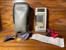 Fluke 8060a True Rms Digital Multimeter