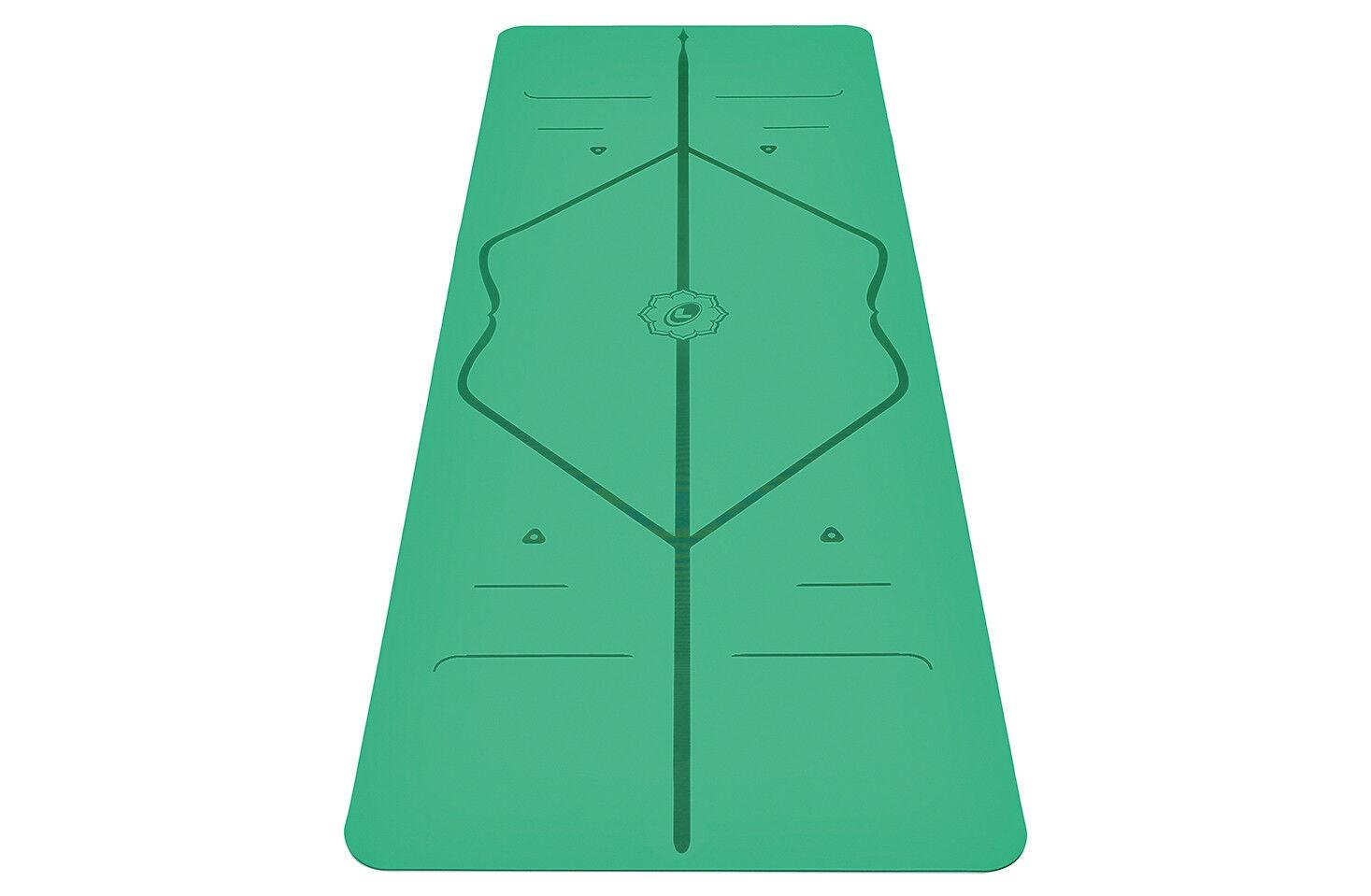 Liforme The YOGA Mat - verde -The World's Best Eco-Friendly, Non Slip Yoga Mat