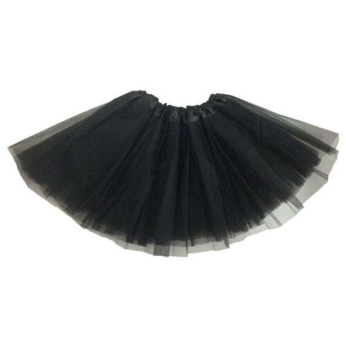 Costume Fairy Feh Ballet Skirt Tutu Night Bianco Girl rosso Party Magickids azzurro nero verde Tulle Kids Galline rosa viola arancio nFpqY0f1