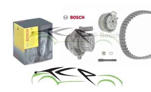 Bosch courroies timingbeltkit /& pompe à eau a3 8l 8p a4 8d 8e b5 b6 b7 1.6