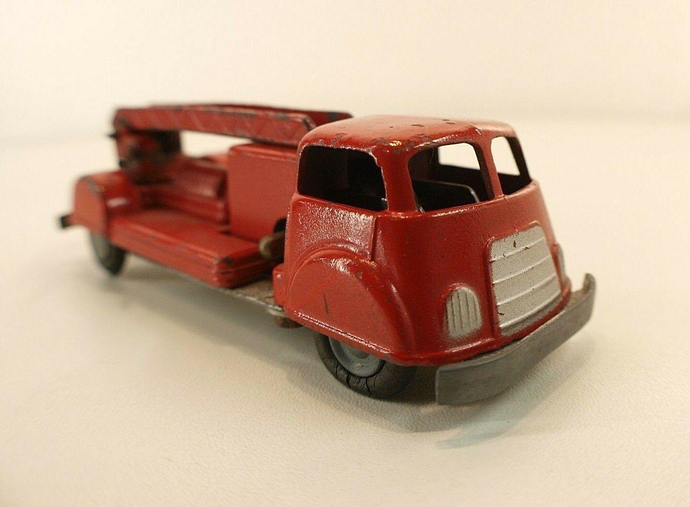 Solido desmontable camión bombero escala con motor raras
