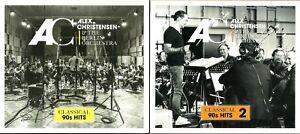 Alex Christensen & The Berlin Orchestra-Classical 90s Dance 1&2 (Sealed/Folia) 602577141720