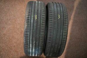 2x-PIRELLI-P-ZERO-pneus-d-039-ete-245-45-r20-103-W-Dot-0719-Nouveau-Runflat