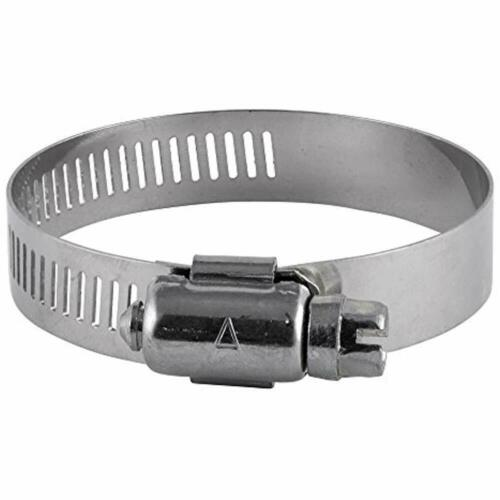 """CL28PK10 10-Pack Worm Gear Hose Clamp 1-5//16/"""" To 2-1//4/"""" SAE Size 28 Steel"""