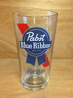Pabst Blue Ribbon Pbr 16 Oz Pint Glass Beer Glasses - & Well Packed