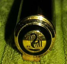 PELIKAN SOUVERAN M800 BLACK/GOLD TRIM  c1990s FOUNTAIN PEN - WOW LOOOOK