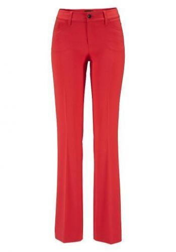 Laura Scott Anzughose 7//8 Hose Bootcut leicht ausgestellt rot 860182 860828