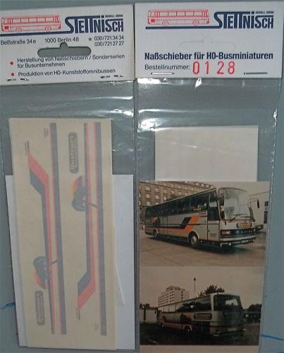 Hilscher Hilscher Hilscher Stettnisch Légende Bus Setra S215HD Å 42afbb