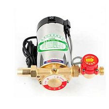 100W Water Pressure Booster Pump Household Automatic Gas Water Heater