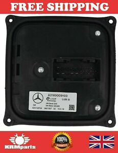 Mercedes-Benz-W204-W246-LED-Linterna-ILS-DRL-modulo-Lear-Lam-b-A2189009103
