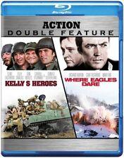 Kellys Heroes/Where Eagles Dare (Blu-ray Disc, 2010, 2-Disc Set)