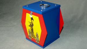 Boîte à cliquetis (aluminium) de M. Magic - Trick 3878827854819
